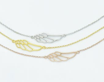 Wings of Eros Necklace