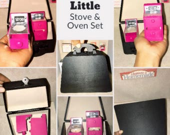 Kitchen Little on the go Stove & Oven
