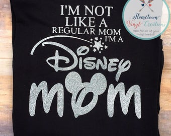 Disney Mom Shirt