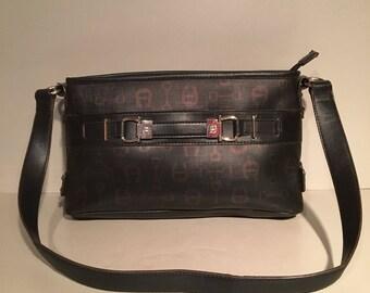 Etienne Aigner / Vintage Handbag / Purse / Clutch - Pocketbook / Designer Women's Sholder Bag -Handbag