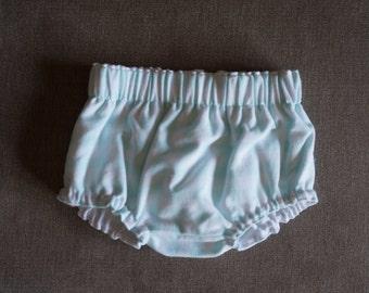 Panties-short poofy reversible unisex