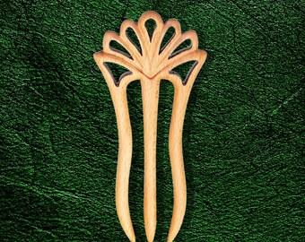 Hair Stick , Hair Stick wood, Gift, Womens Gift, Hair Pin, Hair Accessories, Hair Barrette