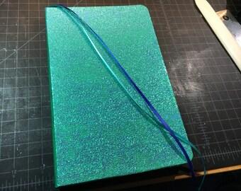 Custom Bound Moleskine Sketchbook - Merskine