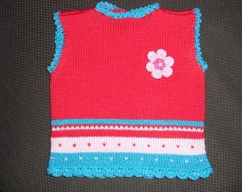 Baby sweater, sweater