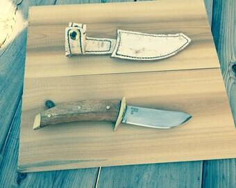 Sea Hunter I - Hand Forged Custom Knife - FORGE Bilal