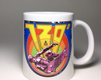 720 Arcade Ceramic Coffee Cup Mug Atari 11 oz