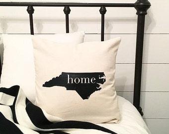 state pillow. custom pillow. farmhouse pillow. farmhouse. pillow cover. home pillow.