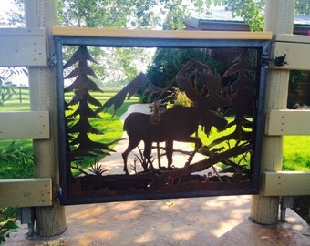 Custom Iron Gate- Special Order