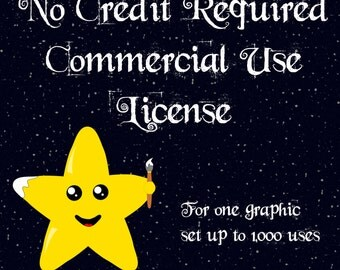 No Credit Required Commercial License