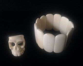 Bone Bracelet, Jewelry, Bracelet