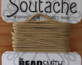 Beige The Bead Smith Soutache - STR 240