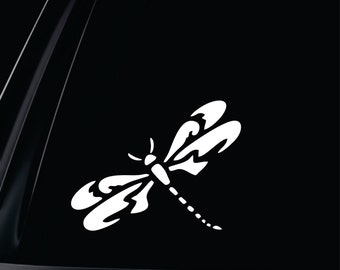 "Dragonfly 5"" Vinyl Decal"