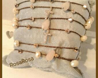 Basavaraj Bracelet/Necklace, bijoux bright woman.
