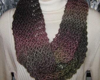 Grapevine Lace Knitting Pattern : Grapevine scarf Etsy