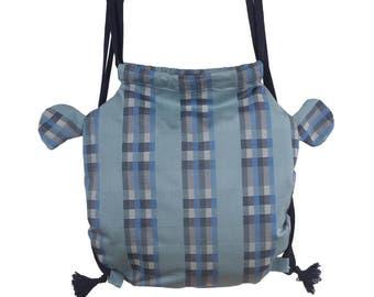 Bag sports bag cloak bag backpack