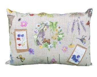 Pillow rectangle garden spring