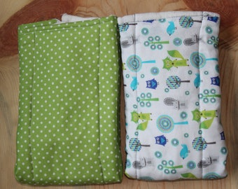 Baby Burp Cloth- Diaper Burp Cloth- Baby Shower Gift