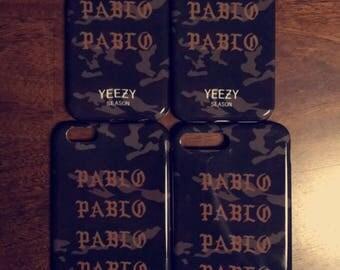 Yeezy I Feel Like Pablo Luminous iPhone 6/6 Plus/6s/6s Plus/7/7 Plus Case
