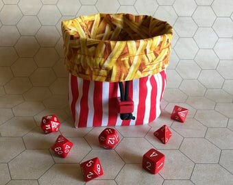 French Fries - Large Dice Bag