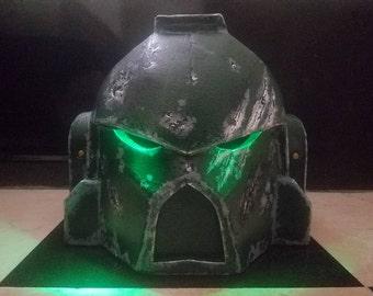 Warhammer40k: Space Marine Helmet