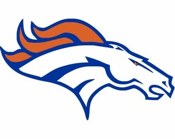 Denver Broncos SVG,Football , Logo files by layers - Make Your Own Print Cut Crafts, Shirts, Wall Art, Vinyl Decals,ECT