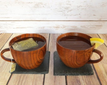 Two Handle Cup Etsy