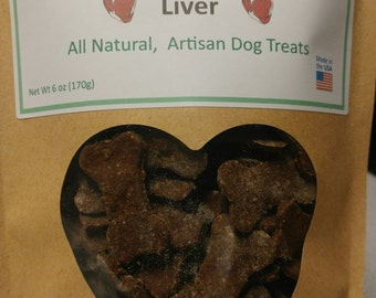 Liver Dog Treats