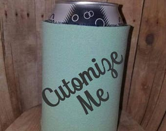 Custom picture can cooler