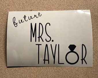 Future Mrs. Decal