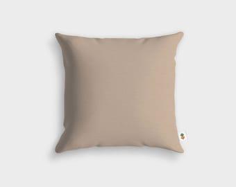 Basic MOLE CLEAR cushion - Made in France - 45 x 45 cm