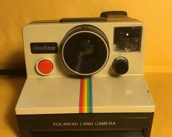 Polaroid One Step Land Instant Film