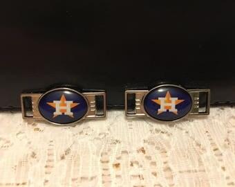 Houston Astros Shoe Lace Tags/MLB Shoe Lace Tags/Shoe Lace Tags/Houston Astros Baseball/Astros Fan Gear/Astros Fan Gift/Astros Baseball