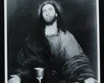 John Constable 'Christ Blessing' - Original Press Photograph.