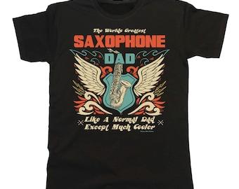 Worlds Greatest SAXOPHONE Dad
