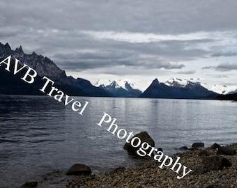 Montañias de Patagonia