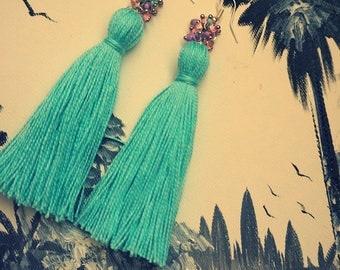Beautiful Mint Earrings