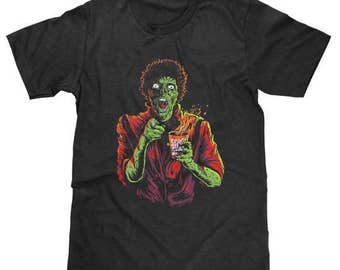 I Want to Dance Shirt Michael Jackson Thriller (Licensed) Available in Adult & Youth Sizes