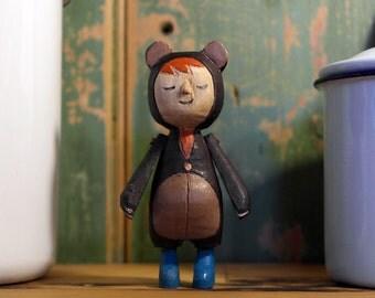 Bear Boy Doll