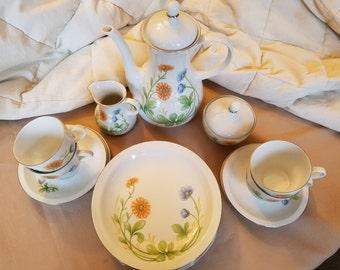 Coffee/ Tea set Bareuther Waldsassen China