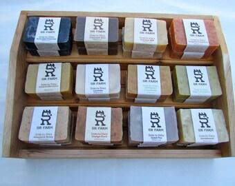 Handmade Soap (3 bars)