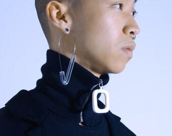 Proletariat Glass Earrings