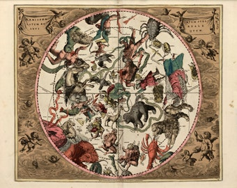 The Northern Celestial Hemisphere of Classical Antiquity