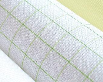 14 Count Grid Cross-Stitch Cotton Aida Cloth Canvas