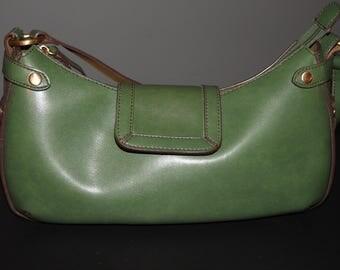 Green hobo bag | Etsy