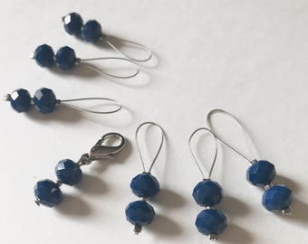 knit and crochet stitch markers