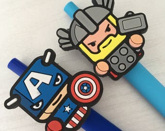 Super hero pen avengers pen