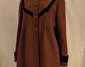 Vintage style top shop jacket