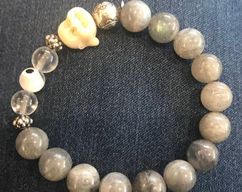 Happy buddha eye bracelet