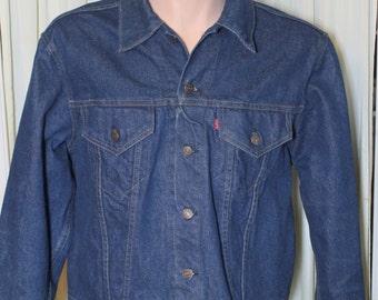 Vintage 1970's Levi's Denim Jacket