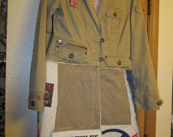 Protest Coat